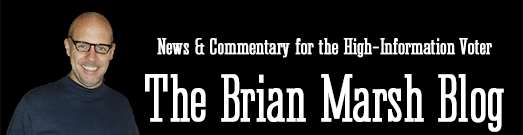 Brian Marsh Blog Header